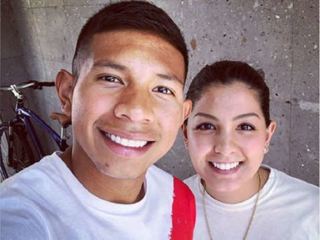 Ana Siucho dedica romántico mensaje a Edison Flores