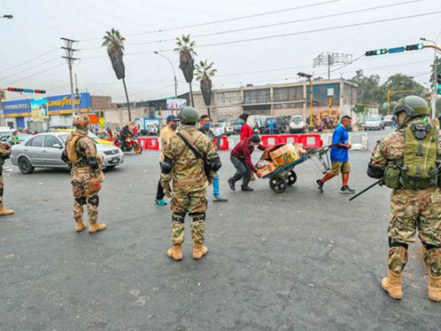 Evalúan apoyo de Fuerzas Armadas a Policía en lucha contra la delincuencia