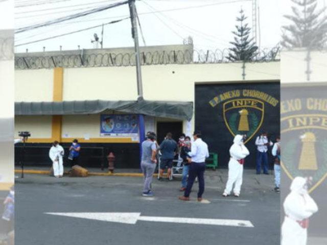 Familiares de internas de Chorrillos preocupadas por contagio masivo de Covid-19