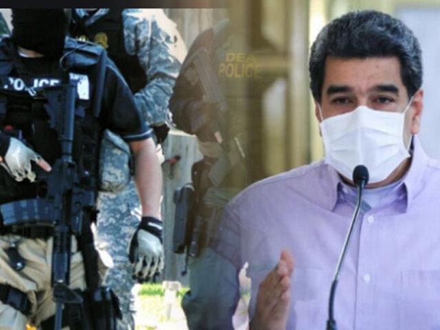 Estados Unidos captura en África al principal testaferro de Nicolás Maduro