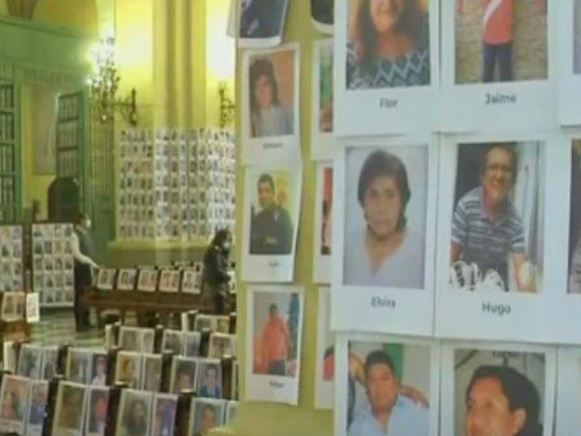 Así es como la Iglesia rindió homenaje a víctimas del COVID-19
