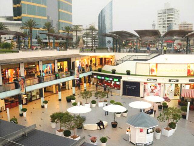 Gobierno autorizó reapertura de centros comerciales con aforo limitado