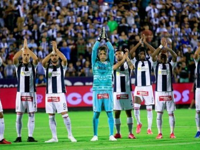 """Alianza Lima: """"Este jueves se tomarán las pruebas moleculares a los jugadores"""""""