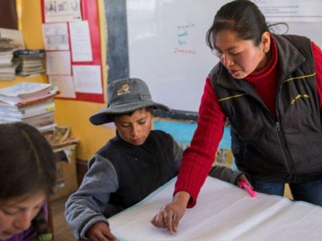Gobierno fija requisitos para los colegios en zonas rurales puedan retomar clases de manera presencial