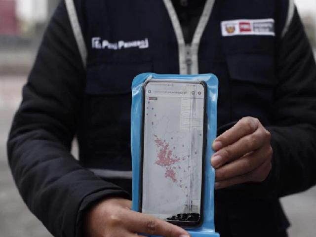 """Presentan software """"Te cuido Perú"""" para optimizar atención a domicilio de pacientes COVID-19"""