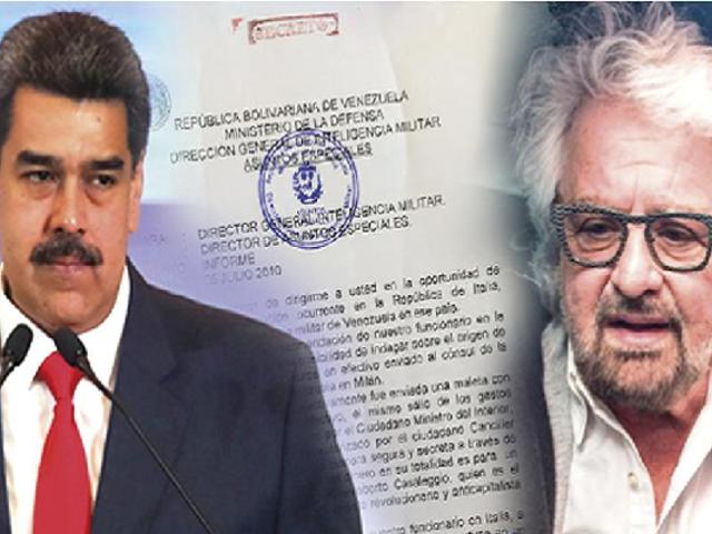 La justicia italiana investigará financiamiento del chavismo a movimiento izquierdista