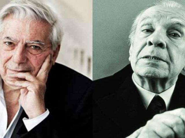 """Vargas Llosa sobre Borges: fue un hombre """"nada arrogante, más bien tímido"""""""