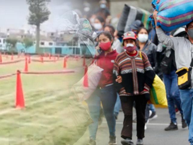 """Un gran número de ambulantes se instalarán en el parque zonal """"Sinchi Roca"""""""