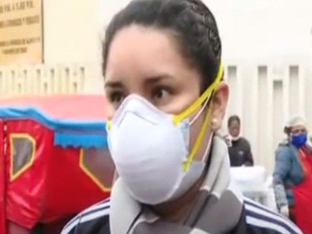 Denuncian que hospital Cayetano Heredia no les entrega cuerpo de su familiar fallecido hace un mes