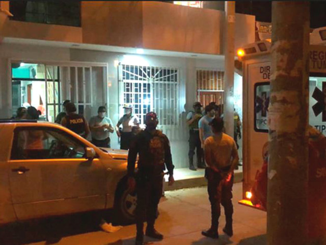 Tumbes: asesinan de un balazo a médico al interior de un hotel