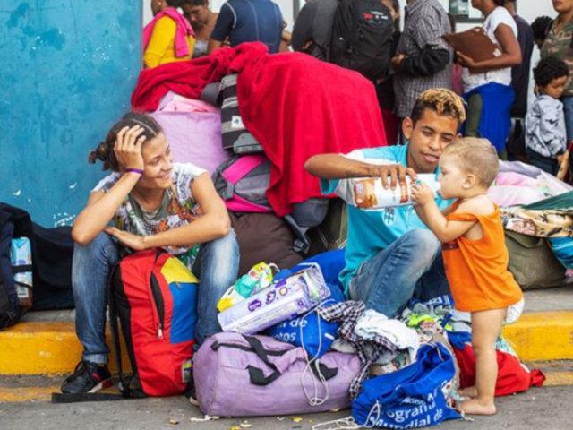 Perú es el segundo país en el mundo con más solicitudes de refugio