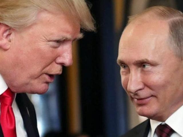 Vladímir Putin defiende a Trump pero afirma que EEUU vive una profunda crisis