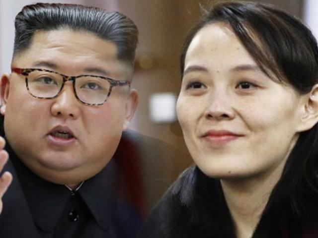 Hermana de Kim Jong Un emerge con fuerza en medio del caos entre las dos Coreas