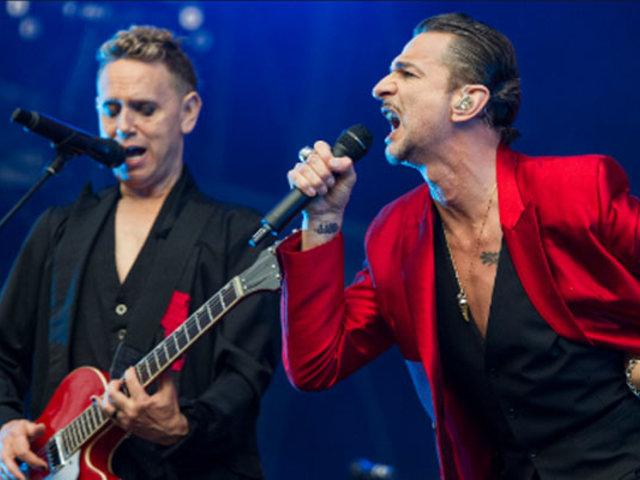 Depeche Mode lanzará documental con un concierto inédito en Berlín