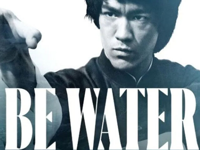 "Bruce Lee: estrenan ""Be Water"" el documental que sigue la filosofía del maestro de las artes marciales"