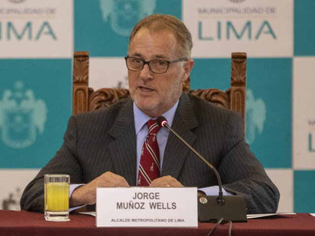 Alcalde Muñoz reitera que no será candidato a  la presidencia en las elecciones del 2021