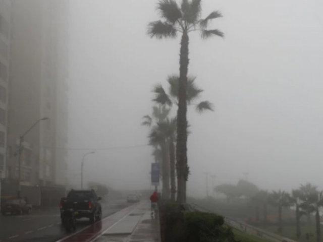 Invierno en Lima: Senamhi advierte que hará más frío este año