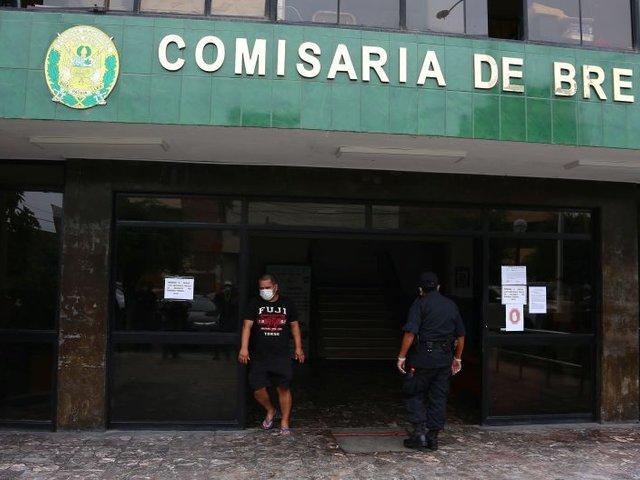 Breña: Hijo del alcalde es intervenido junto a un familiar que llevaba drogas y municiones