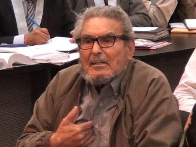 Base Naval del Callao: cabecilla terrorista Abimael Guzmán fue vacunado contra la Covid-19