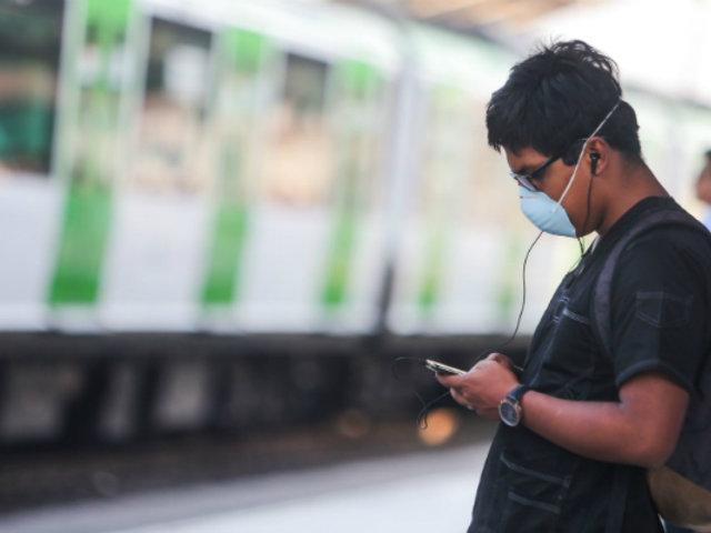 Metro de Lima podría ampliar su aforo hasta 50%