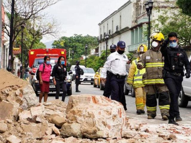 Terremoto en México: se eleva a 6 la cifra de fallecidos
