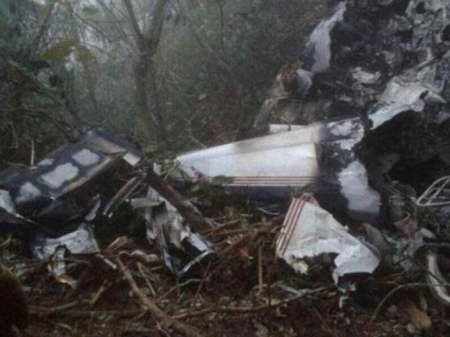 México: al menos seis muertos deja caída de avioneta