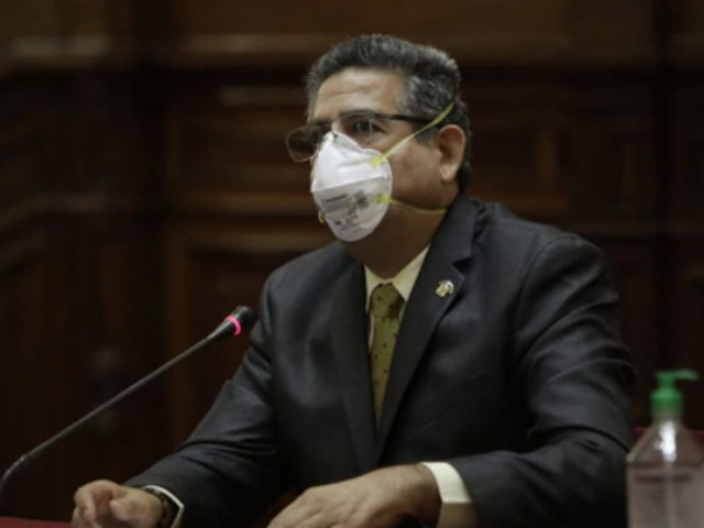 """Manuel Merino sobre interpelaciones masivas: """"Creo que no es el momento"""""""