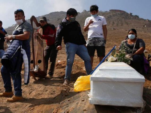 'Perú registra una tendencia a la baja en casos de coronavirus'