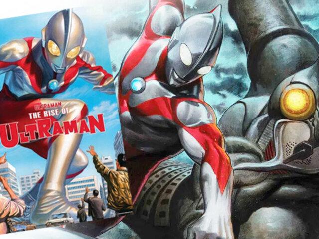 Ultraman llega a los comics de Marvel