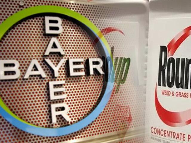 Bayer pagará 10 mil millones de dólares a demandantes que alegan que uno de sus productos causa cáncer