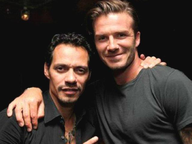 David Beckham y Marc Anthony envían más de US$ 200 mil al Perú para los niños con cáncer