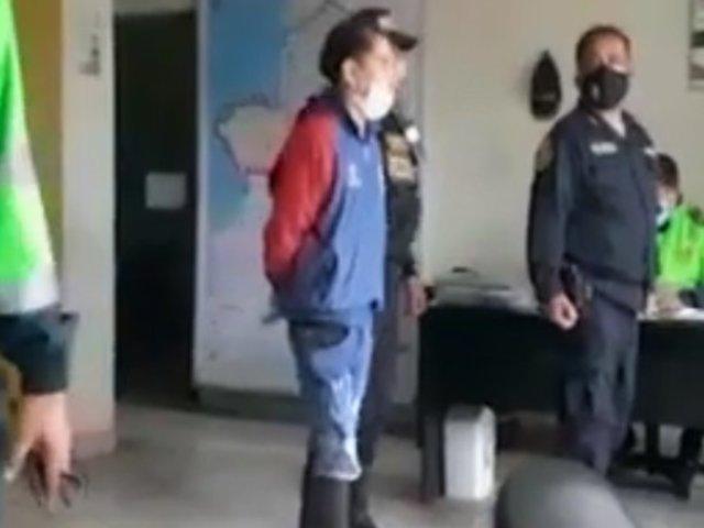 Al Sexto Día: detienen a presunto asaltante del equipo de Mónica Cabrejos
