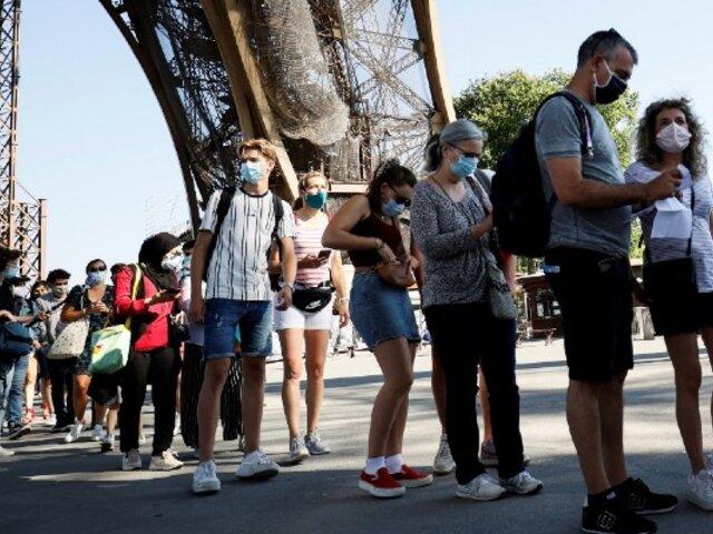 Francia: Torre Eiffel reabrió sus puertas luego de tres meses cerrada