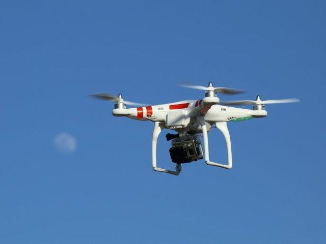 PNP presentá drones con geolocalización usados contra la delincuencia