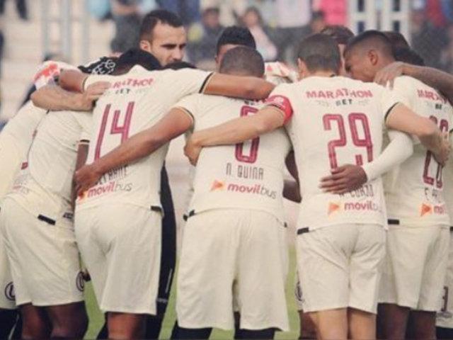 Universitario de Deportes jugará este sábado un amistoso frente al Sport Boys