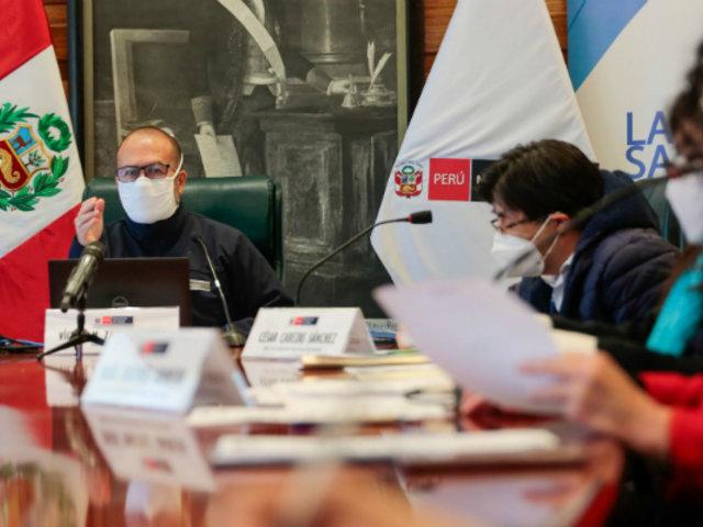 Coronavirus: Perú busca estar entre los primeros países para adquirir vacuna