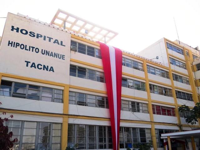 Tacna: investigan irregularidades en construcción del área Covid de hospital