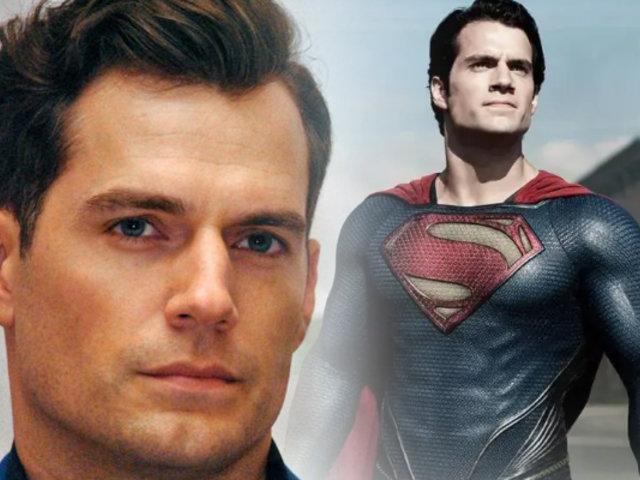 Henry Cavill quiere seguir siendo Superman durante muchos años