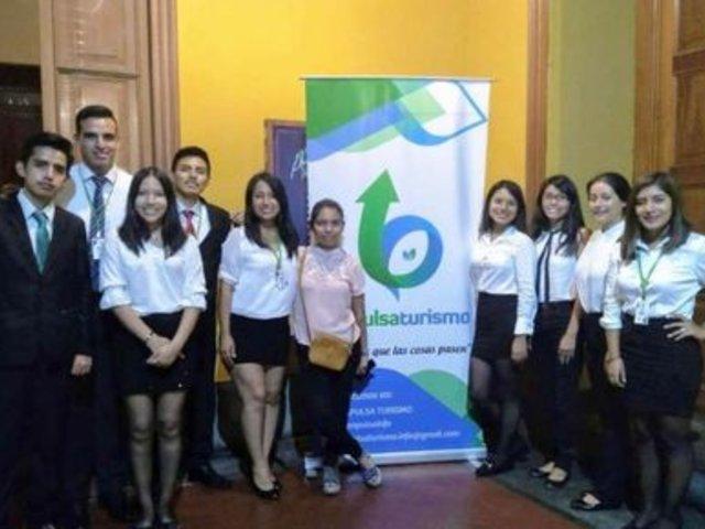 Estudiantes de la UNMSM ganan competencia mundial sobre turismo
