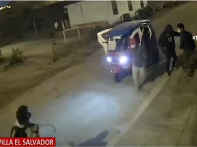 VES: Vecinos denuncian que son asaltados a diario por ladrones en mototaxi