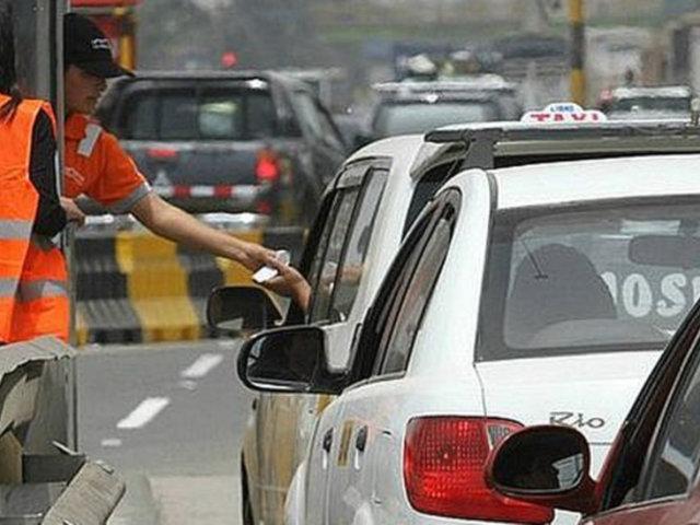 Lima Expresa: Peajes de la Vía Evitamiento y la Vía Expresa Línea Amarilla ahora será de S/5.60