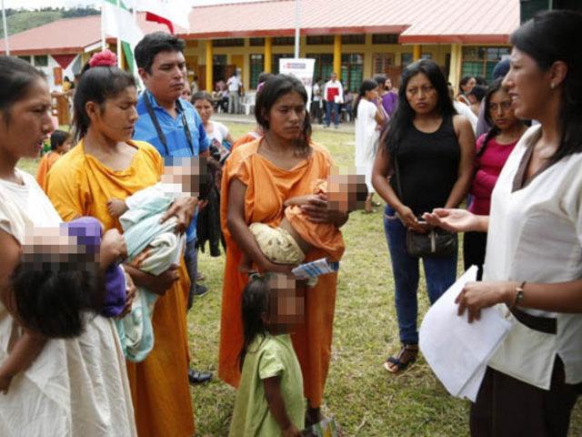 Covid-19: nativos accederán a atenciones de salud y pruebas rápidas