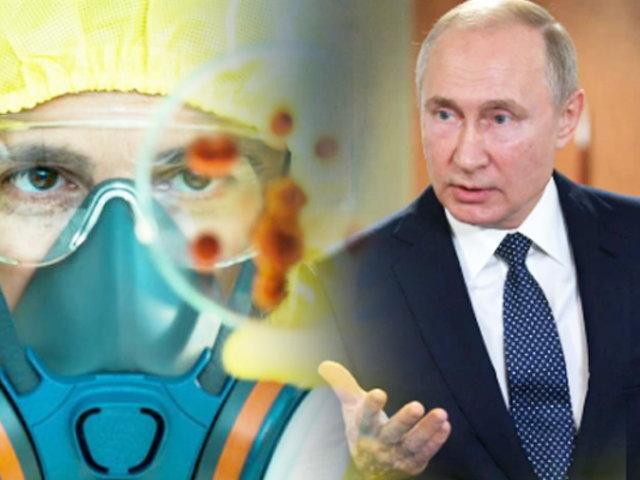 Vladímir Putin afirma que la pandemia está en retroceso en Rusia