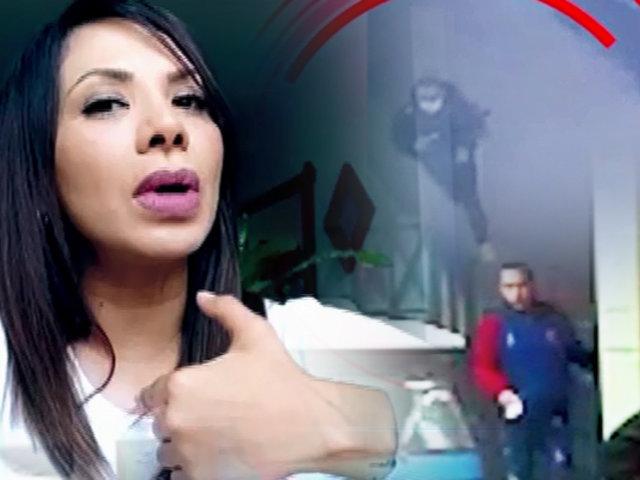 Mónica Cabrejos y el drama que vivió en el asalto junto a un equipo de ASD