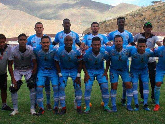 Confirman que un integrante del club Deportivo Binacional tiene Covid-19