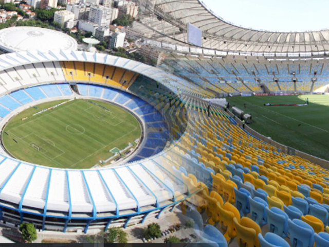 Río de Janeiro autorizó vuelta del público a los estadios este 10 de julio
