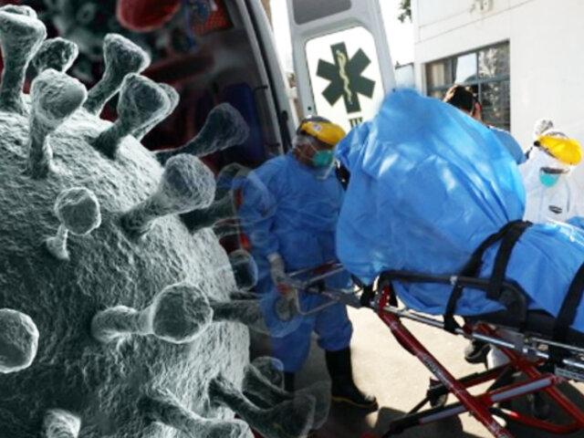 Coronavirus en Perú: cifra de contagiados se eleva a 876 885 y fallecidos a 33 937