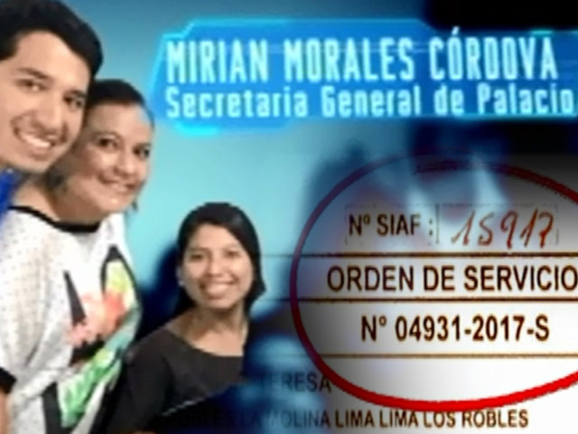 Contrataciones a dedo en el entorno del presidente Vizcarra