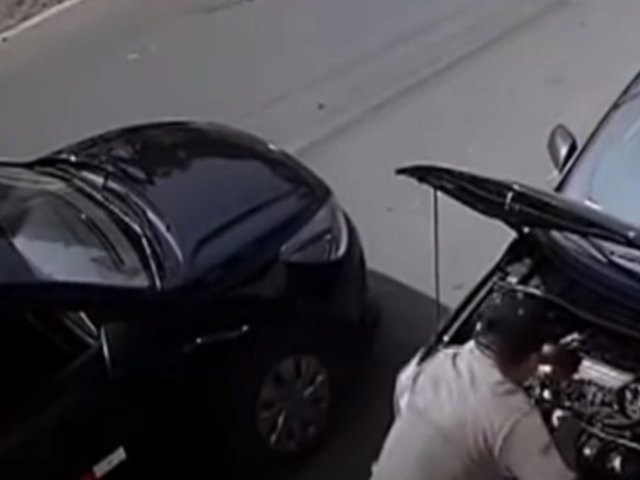 Santa Anita: desmantelan auto que familia iba a vender para pagar deudas