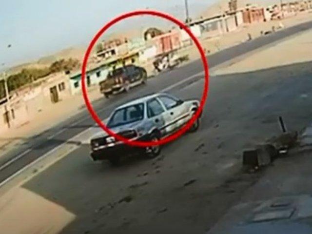 Huarmey: pareja de esposos mueren tras ser impactados por camioneta